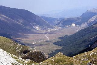 Piani di Pezza - Rocca di Mezzo