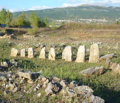 Necropoli Vestina